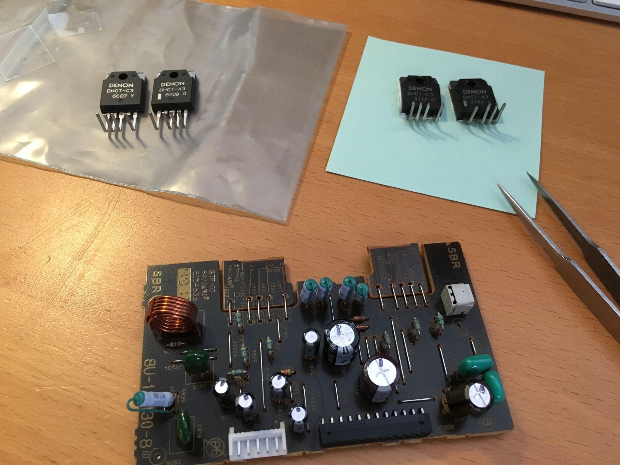 Transistor Transplant
