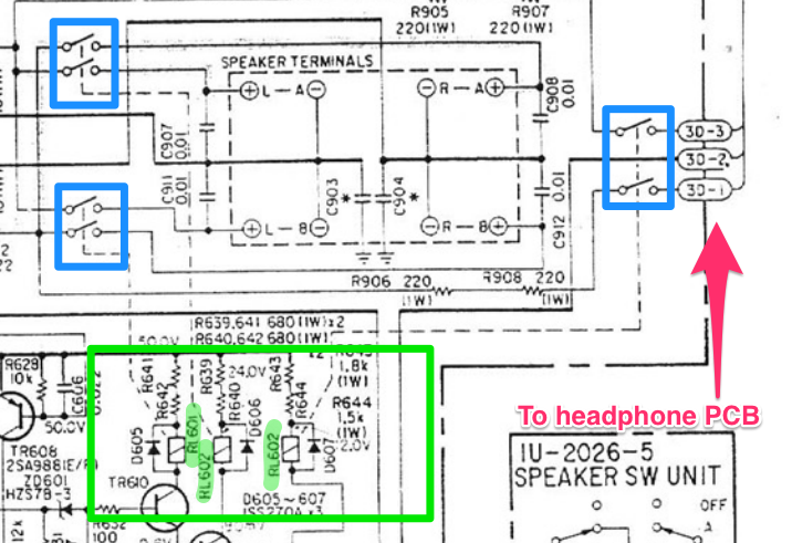 Error in the schematic