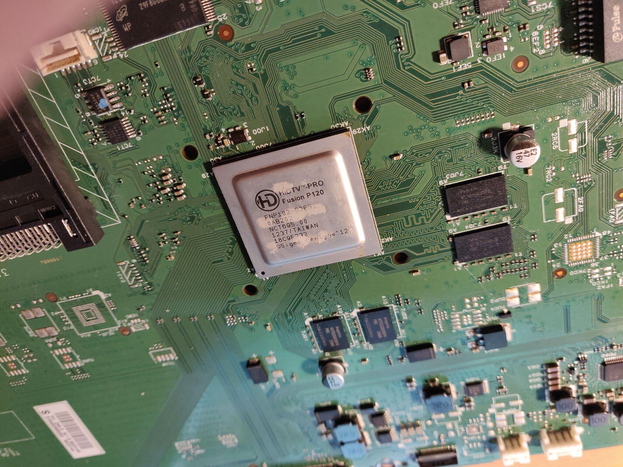 Repair: Philips 42
